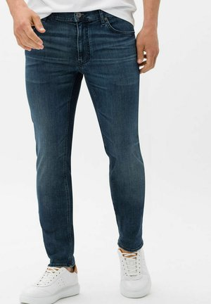 STYLE CHUCK - Jeans Skinny Fit - dark blue used