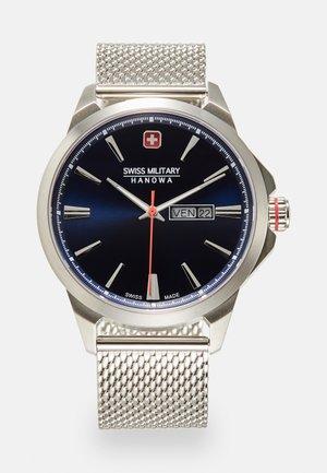 DAY DATE CLASSIC - Watch - dark blue/silver-coloured