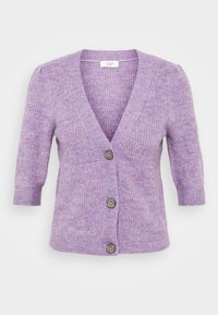 lavender gray/melange