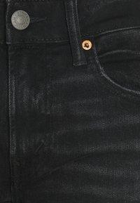 American Eagle - Slim fit jeans - washed black - 5