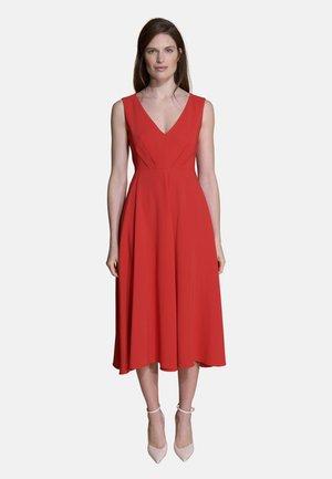 CADY - Jersey dress - rosso