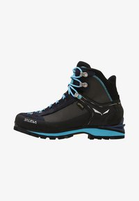 Salewa - CROW GTX - Mountain shoes - premium navy/ethernal blue - 0