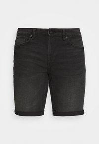 Only & Sons - ONSPLY LIFE - Denim shorts - black denim - 3