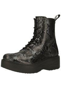 IGI&CO - Platform ankle boots - grey - 2