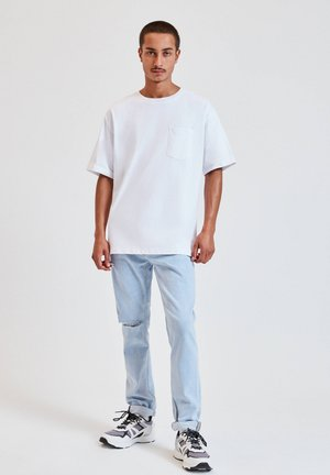 Džíny Slim Fit - light blue