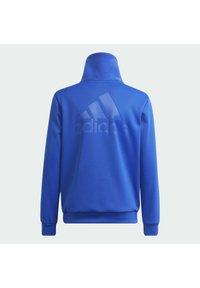 adidas Performance - DESIGNED TO MOVE OBERTEIL - Zip-up sweatshirt - blue - 5