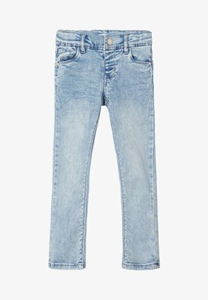 POWERSTRETCH  - Jeans Skinny Fit - light blue denim