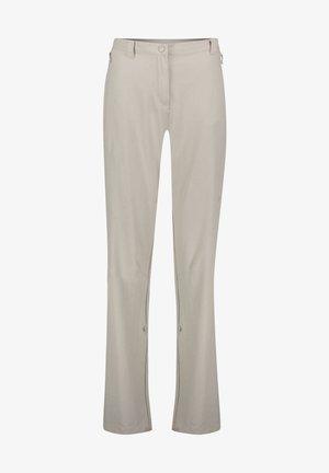 "MCKINLEY DAMEN WANDERHOSE ""MADOK"" LANGGRÖSSE - Trousers - beige"