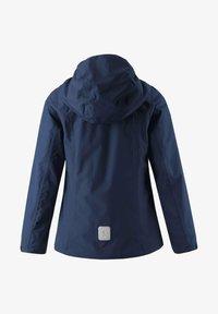 Reima - Hardshell jacket - navy - 1