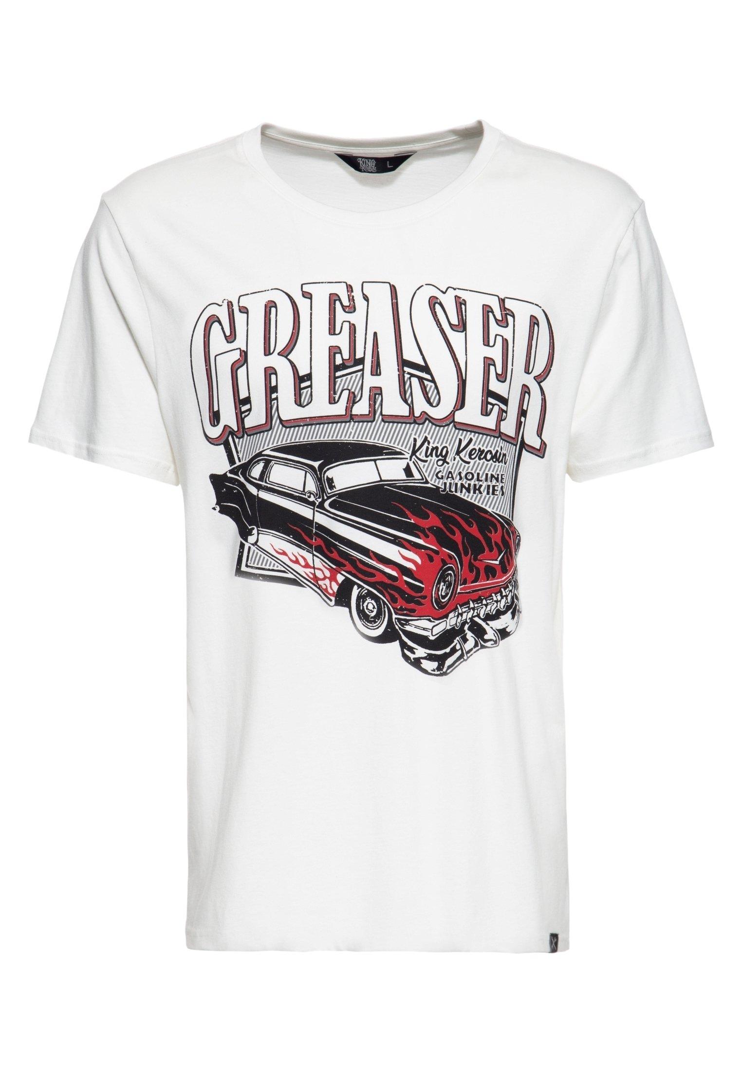 Homme JUNKIES - T-shirt imprimé