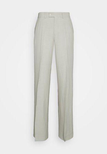 Trousers - greige