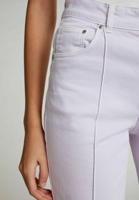 Oui - Trousers - orchid hush - 3