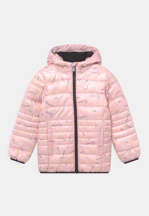 PRINTED JACKET - Winter coat - pink foam