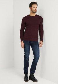 Armani Exchange - Slim fit jeans - blue denim - 1