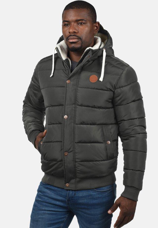 FREDERICO - Winter jacket - metallic grey