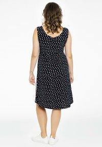 Yoek - Jersey dress - black - 2