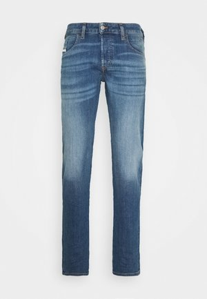 D-BAZER - Slim fit jeans - blue denim