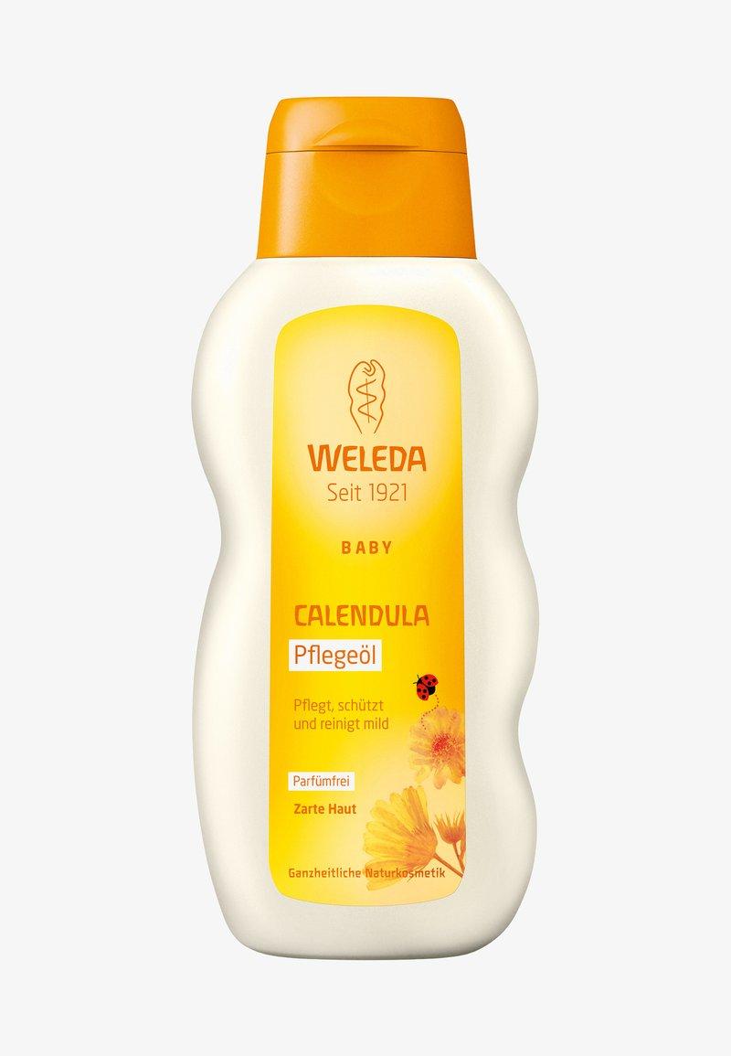 Weleda - CALENDULA PFLEGEÖL PARFÜMFREI - Body oil - -