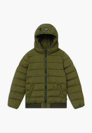 HOODED - Lehká bunda - khaki