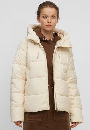 Winter jacket - winter dune