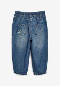 Next - Straight leg jeans - blue - 1