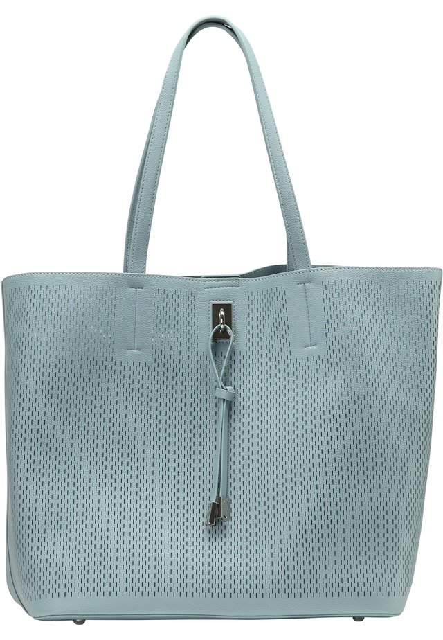 SHOPPER - Shopping bag - hellblau