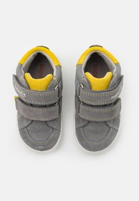 Superfit - MOPPY - Touch-strap shoes - grau/gelb - 3