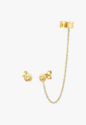 2 PACK BASIC - Orecchini - gold