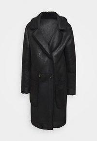 Oakwood - SISSI REVERSIBLE - Classic coat - black - 8
