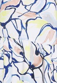 Rich & Royal - DRESS PRINTED - Day dress - pearl white - 0