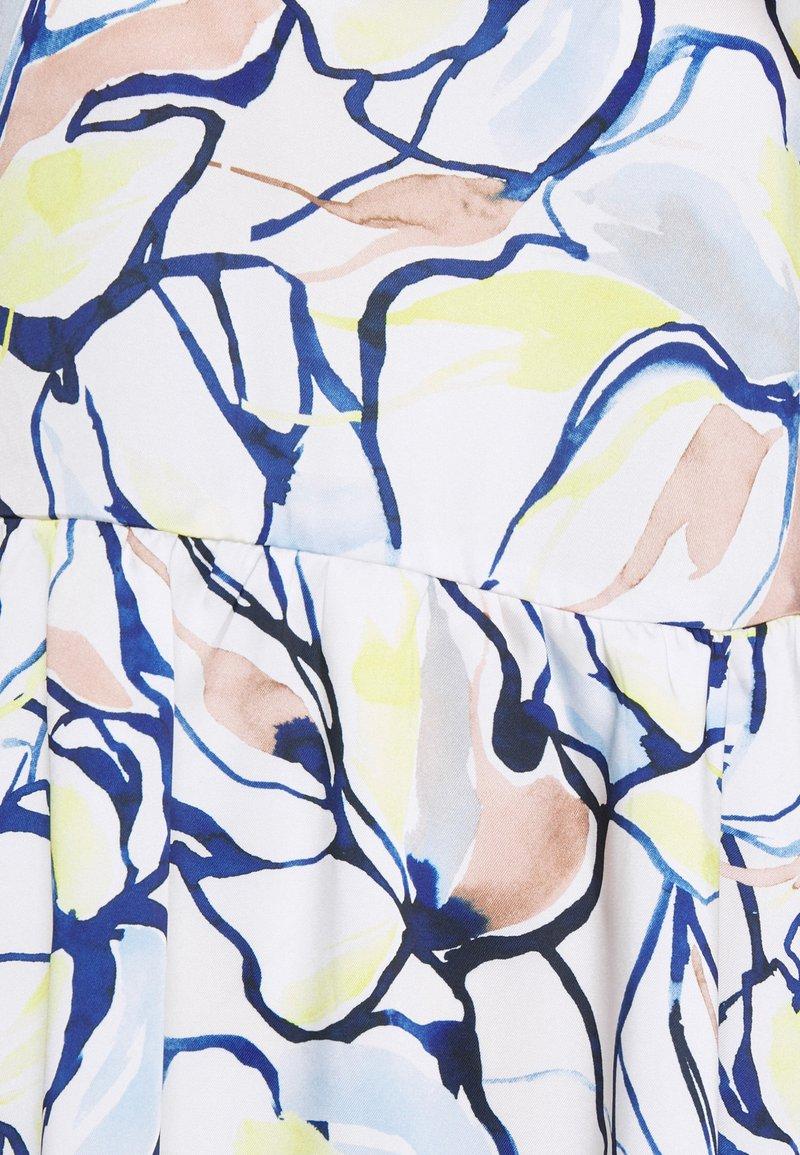 Rich & Royal - DRESS PRINTED - Day dress - pearl white