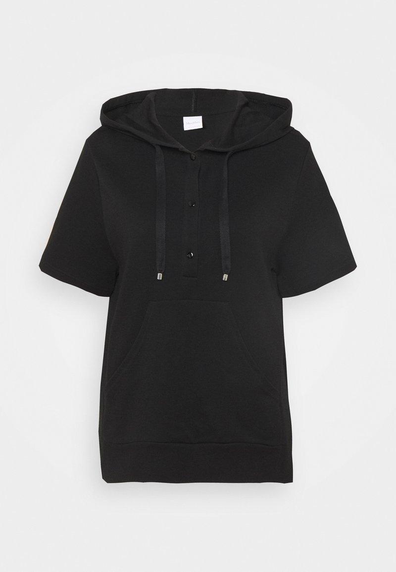 Max Mara Leisure - MILORD - Basic T-shirt - schwarz