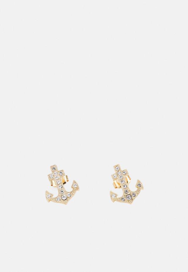 POST ANCHOR - Korvakorut - gold-coloured