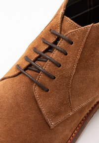 Barbour - BENWELL - Casual lace-ups - cognac - 5