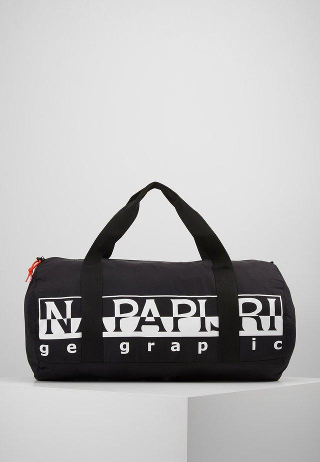 REISETASCHE HACK - Weekend bag - black