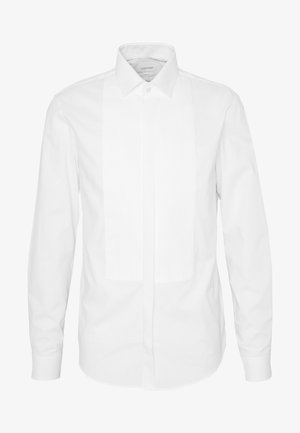 TUXEDO HIDDEN PLACKET SLIM  - Formal shirt - white
