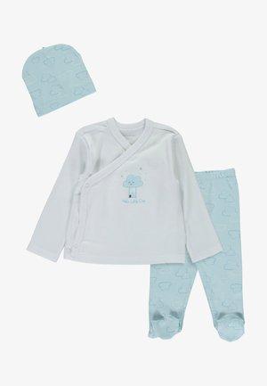 NEWBORN SET - Pyjama - white
