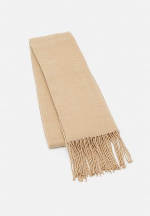 SUPERSOFT SCARF - Šála - camel/cream