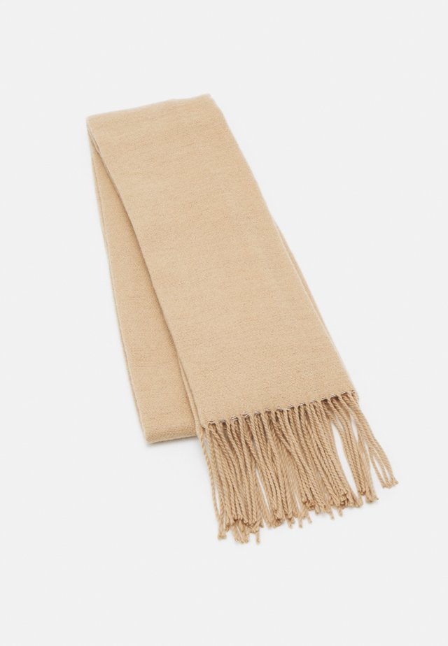 SUPERSOFT SCARF - Sjaal - camel/cream