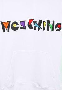 MOSCHINO - Hoodie - fantasy white - 2