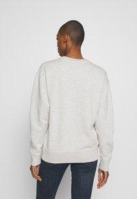 Polo Ralph Lauren - LONG SLEEVE - Sweatshirt - mottled grey - 2