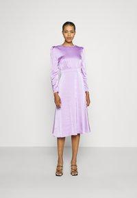 TFNC - IVY DRESS - Cocktail dress / Party dress - lilac - 0