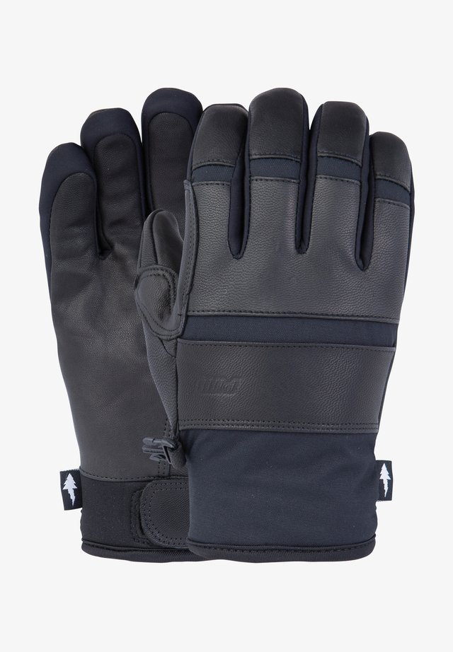 VILLAIN - Handschoenen - black