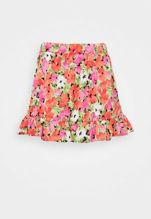 VIAMORA SKIRT - Minirok - multicolor