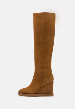 Overknee laarzen - rodeo