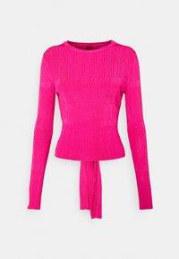 HUGO - SWILLERY - Jumper - bright pink - 4