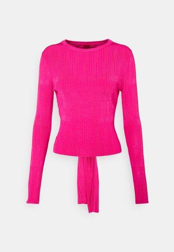 SWILLERY - Jumper - bright pink