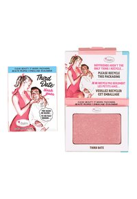 the Balm - THIRD DATE BLUSH - Blush - matte peach - 0