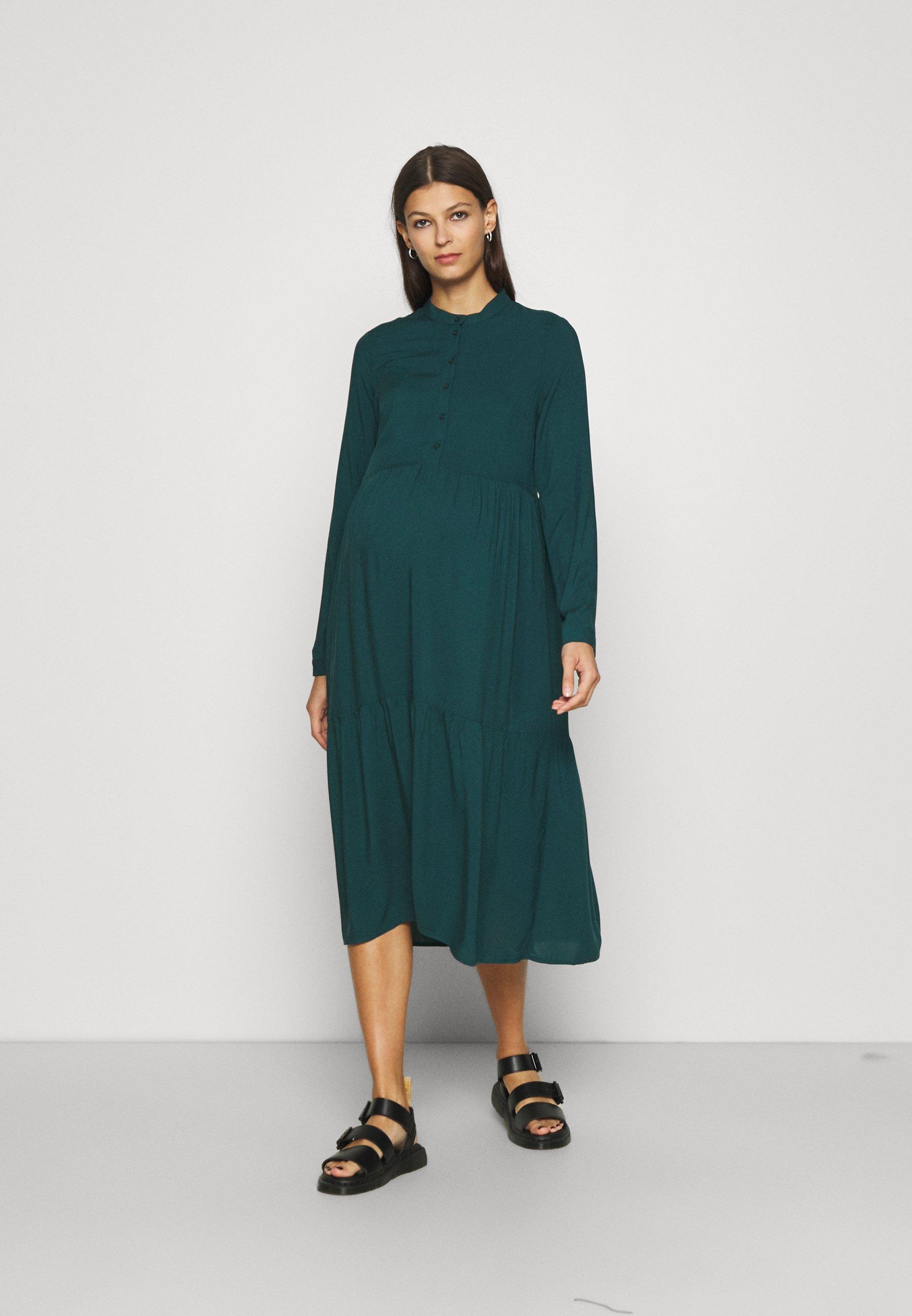 Mujer VMMVICA CALF DRESS - Vestido informal