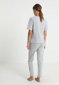 Tommy Hilfiger - PANT - Pyjama bottoms - grey - 2